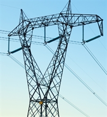 Three-phase pylon